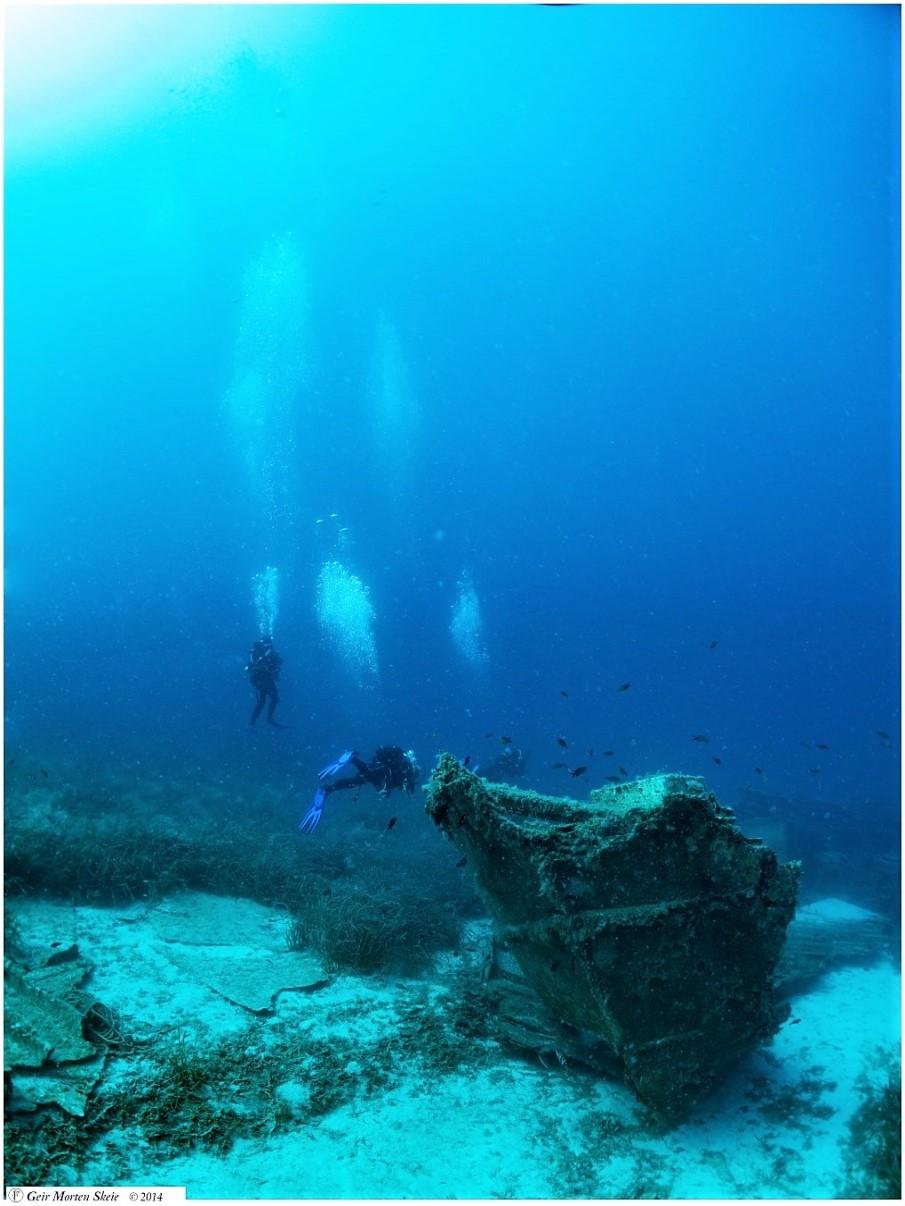Shipwreck Photo Gallery
