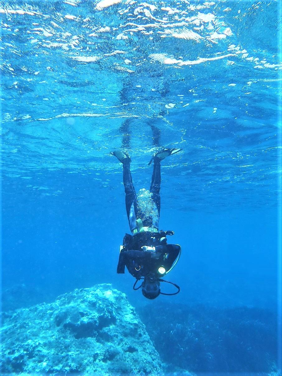 Alonissos Scuba Diving Photo Gallery