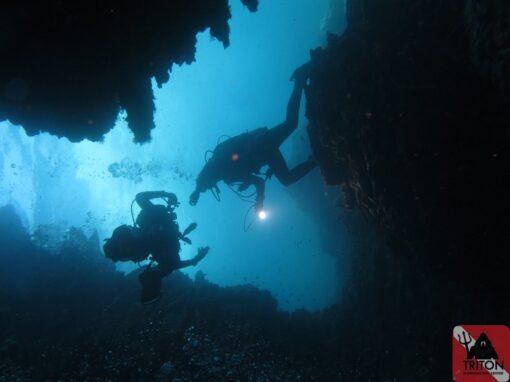 Triton Caverns