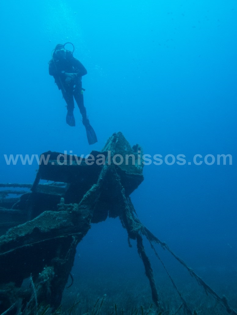 Shipwreck on Two Brothers