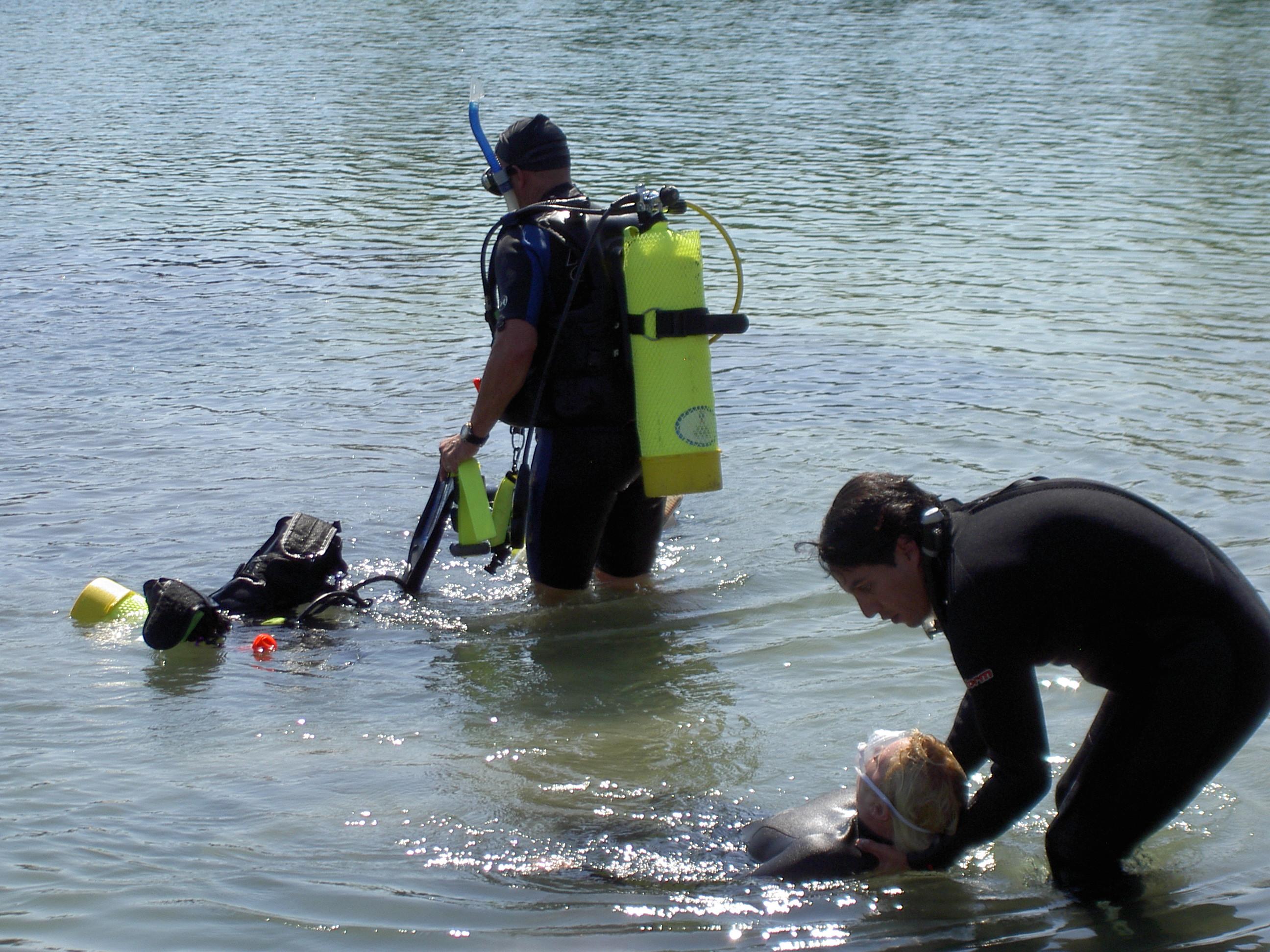 Alonissos, Alonnisos, Alonissos Triton Dive, Discover Scuba Diving