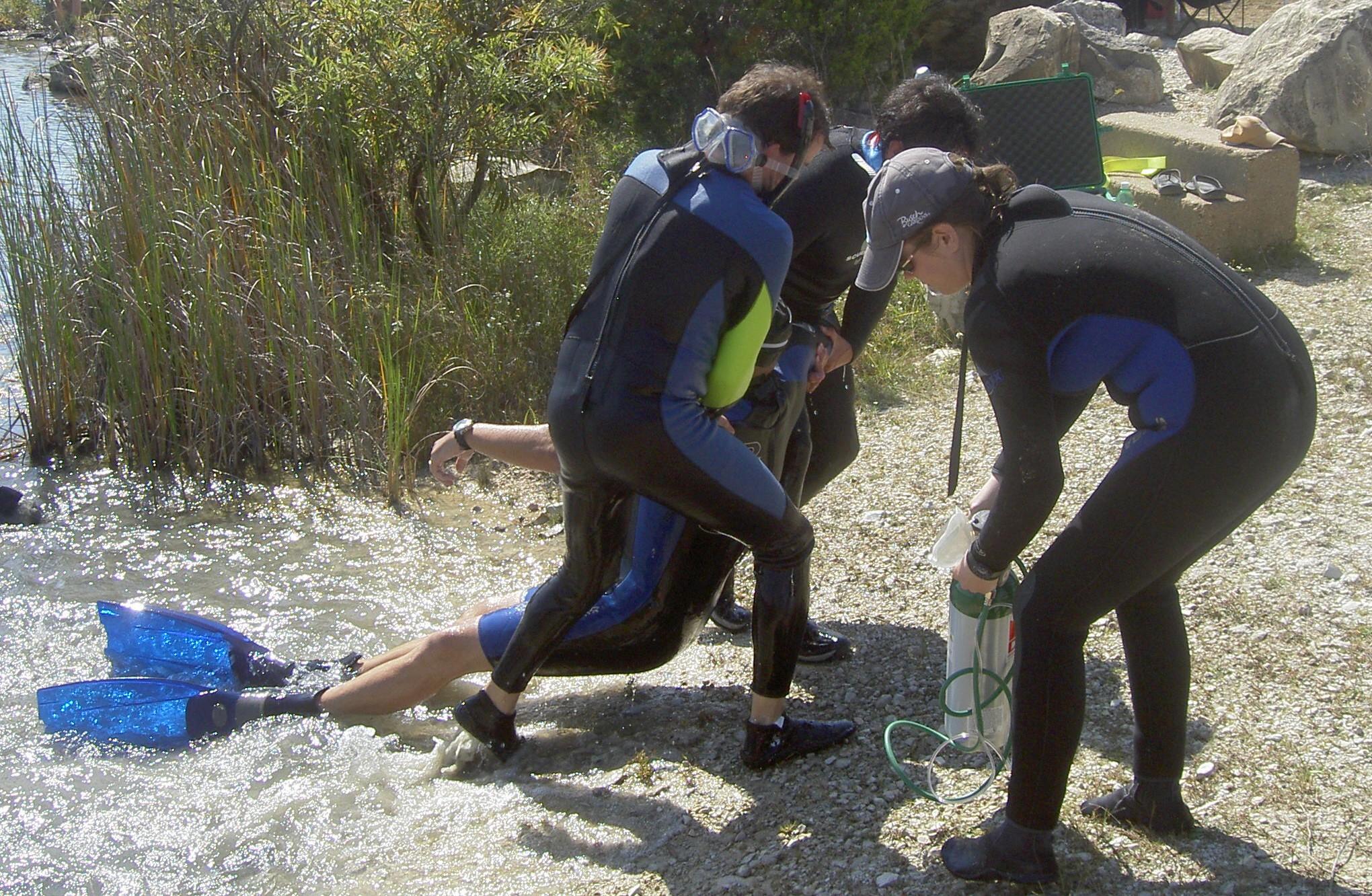Alonissos, Alonnisos, Alonissos Triton Dive, Rescue Diver