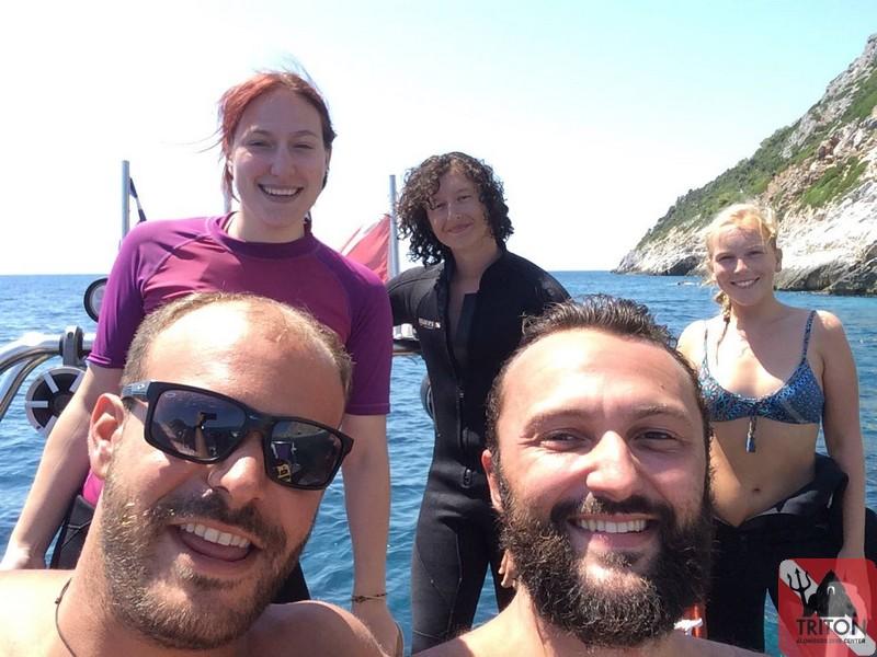 Alonissos, Alonnisos, Alonissos Triton, Dive Center