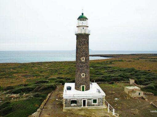 Psathoura Lighthouse
