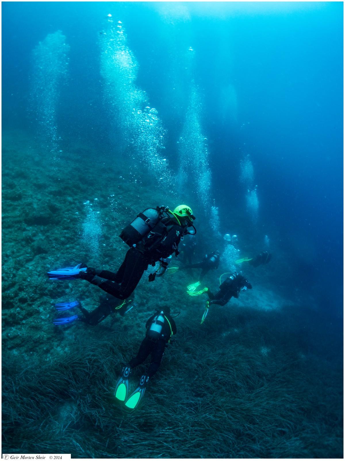 Alonissos, Alonnisos, Alonissos Triton Dive, Advanced Open Water Diver