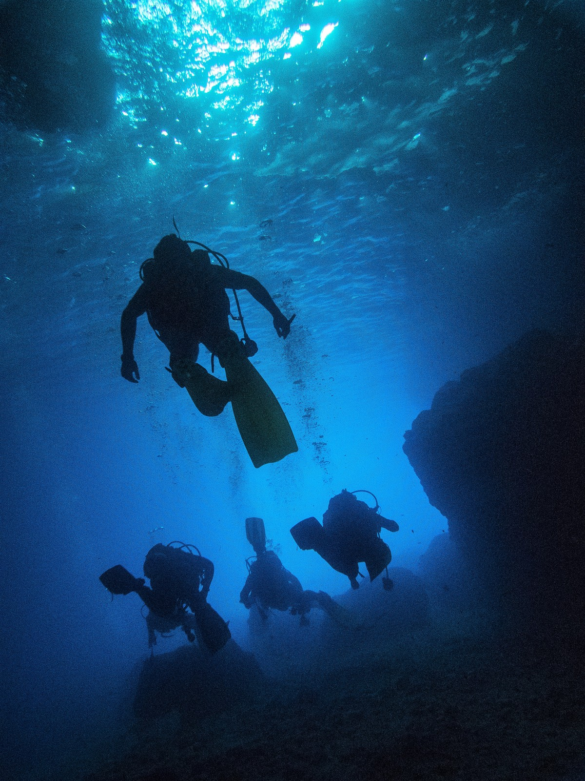 Alonissos, Alonnisos, Alonissos Triton Dive, Open Water Diver