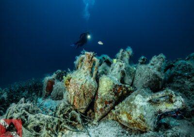 Perisera Shipwreck, Alonissos, Alonnisos, Alonissos Triton, Dive, Scuba diving